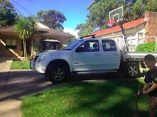 2007 Holden Rodeo (4 x 4) Ute, RA LX 4 Door Crew Cab, 3.6L V6. Jannali Sutherland Area Preview