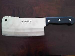 Japanese Style Steel 3 Layers Chef Chopping Knife Eastwood Ryde Area Preview