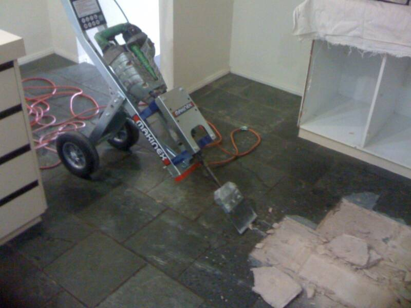 Slate And Tile Removal Services Other Building Construction