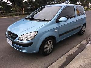 2009 Hyundai Getz Hatchback Fawkner Moreland Area Preview