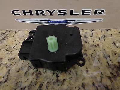 08-15 Chrysler Dodge New A/C AC and Heater Actuator Mopar Factory OEM