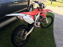 Crf450x Narangba Caboolture Area Preview