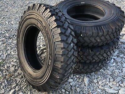 1x Land Rover Defender Tyre Michelin 4X4 O/R XZL 7.50 R 16   116/114N