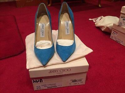 Brand new Jimmy Choo Anouk Stiletto Size 35