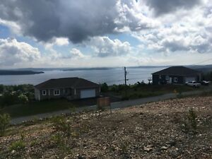 Land for sale. Water view Grand Bay and Saint John river