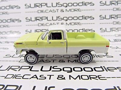 GREENLIGHT 1:64 Scale LOOSE Lifted 1972 FORD F-100 F100 Pickup Truck Off Road