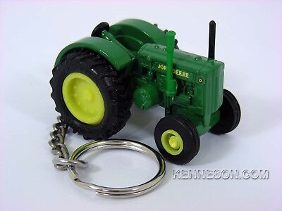 John Deere Model D Tractor Keychain for sale  Shipping to India