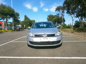 MY 10 VW Golf with rwc & reg Melbourne CBD Melbourne City Preview