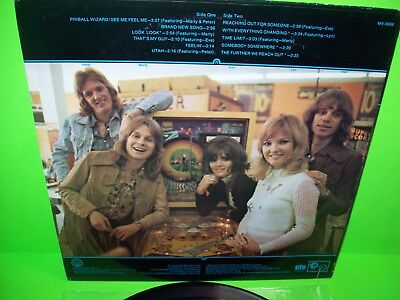 PINBALL WIZARDS 1973 Vinyl LP Record Pinball Wizard The Who The New Seekers