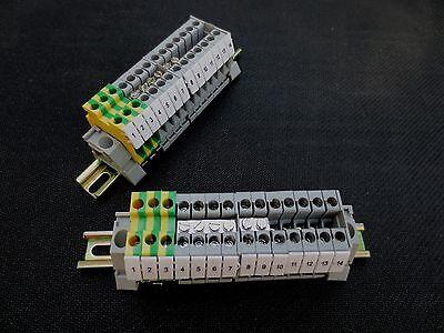 Wire Terminal Strip Block Custom 32a 22-14 Awg Cstb