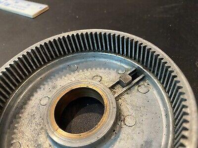 Sears Craftsman Atlas Metal Lathe 109.20630 C-3511 Back Internal Gear Drum
