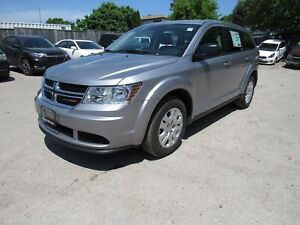 2018 Dodge Journey Canada Value Package