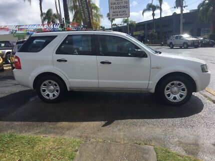 2007 FORD TERRITORY AWD SUV,7seater, Low kms, rego, Rwc,clean car Nerang Gold Coast West Preview