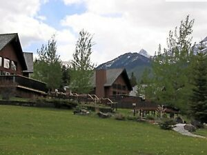 Banff Gate Mountain Resort in Canmore AB