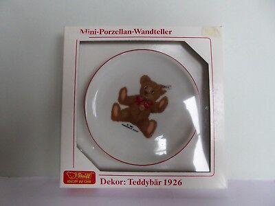 Mini- Porzellan-Wandteller 1991