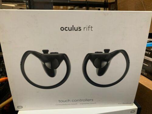 NEW Oculus Touch Controllers w/ Sensor for Oculus Rift CV1