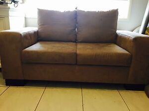 3 seater with chase, 2 seater and ottoman (fabric sofa) Woodcroft Blacktown Area Preview