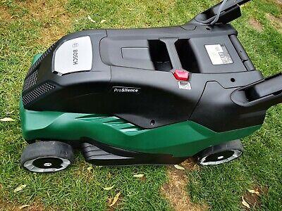Bosch Advanced Rotak 650 Electric Mower