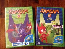 2 SamSam DVDs in French Nedlands Nedlands Area Preview