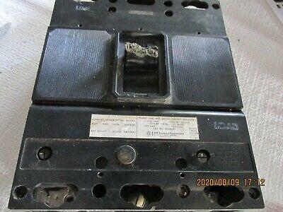 Ite 400 Amp 240 Volt 250 V.d.c 2 Pole Breaker Cat Jd22b400 Used