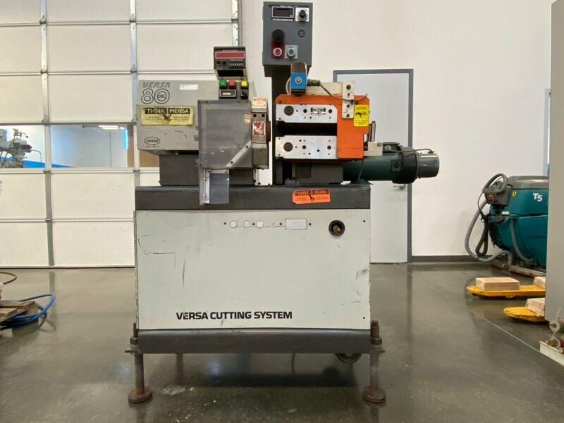 Versa 80DAC EXTRUDER PLASTICS Ref # 8039084