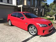 2009 Holden Commodore SV6VE MY10 Sutherland Sutherland Area Preview