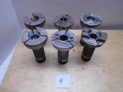 Hardinge 5c 2 Chuck Emergency Collet Lot