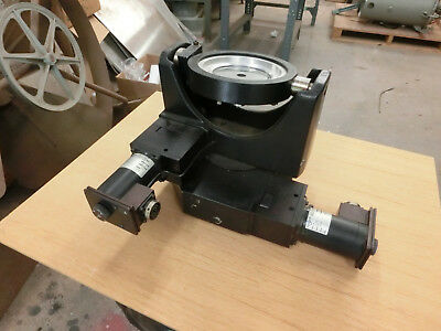 Aerotech Aom130m-6 Motorized Gimble Optical Mount 5110