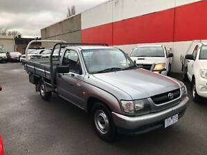 2004 Toyota Hilux WORKMATE Manual Ute Lilydale Yarra Ranges Preview