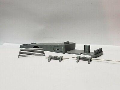 1/64 Scale Custom Car Hauler Bed Kit for Hot Wheels Custom 62' Chevy - Scale Truck Wheels