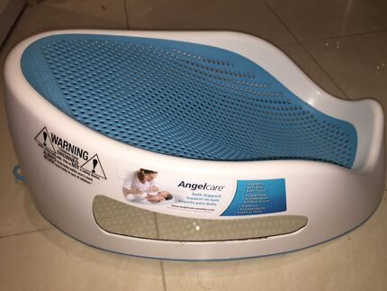 Angelcare Bath Support Aqua - Great Condition