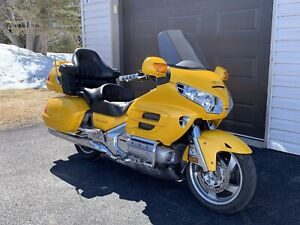 2001 Honda Goldwing GL1800