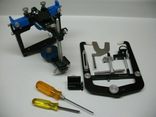 PANADENT PSH ARTICULATOR WITH MAGNA SPLIT MAGNETICS AND PANAMOUNT FACEBOW