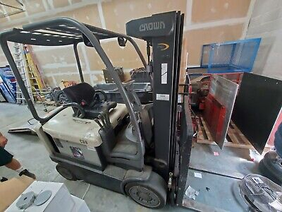 Crown Electric Fc4020-50 Forklift