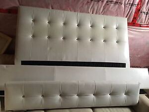 Used Headboard and footboard for sale