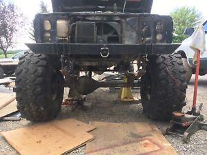 1986 jeep Comanche mud truck