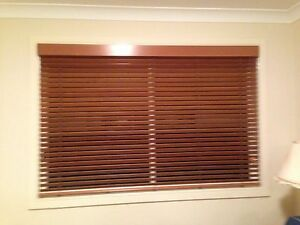 Timber Venetian blind Terrigal Gosford Area Preview