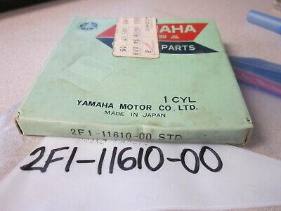 NOS Yamaha STD Piston Rings 1975-1978 XS500 2F1-11610-00