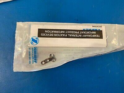 Zimmer 2mm T Plate 18mm Length Oem Packaging