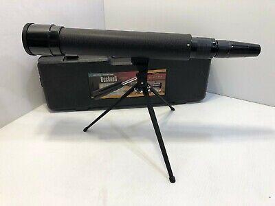 Bushnell Sportview Spotting Scope, 20 - 60 x 60 zoom