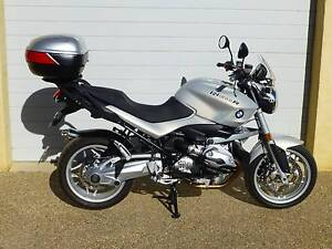 2007 BMW R1200R Young Young Area Preview