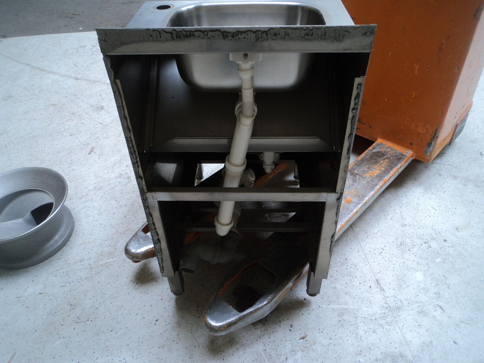 Ausgußbecken Waschbecken Handwaschbecken Kombibecken