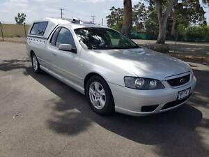 2006 Ford Falcon LPG Ute with canopy Traralgon East Latrobe Valley Preview