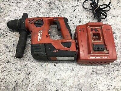 Hilti Te 4-a18 Cordless Hammer Drill Kit