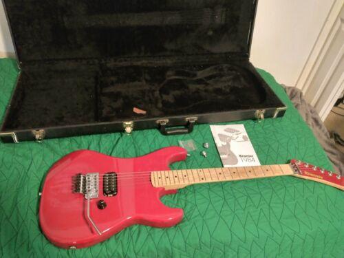 Kramer 1984 reissue guitar musicyo
