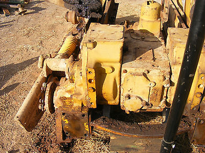 John Deere 1010 Dozer Crawler Clutch Housing Farmerjohnsparts 404 569-3093