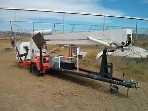 Snorkel MH15 Elevated Work Platform Trailer Bungendore Queanbeyan Area Preview