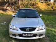 2001 Mazda 323 Protege BJ Manual Menai Sutherland Area Preview