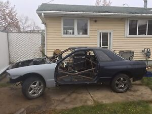 1990 Nissan skyline GTR rolling shell (roll cage)