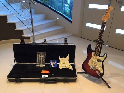 FENDER AMERICAN DELUXE STRATOCASTER 2011 Malabar Eastern Suburbs Preview